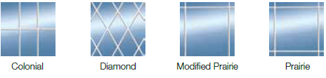 Glass Options for windows