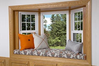 Bay bow windows utica rome new hartford ilion ny for Discount bay windows