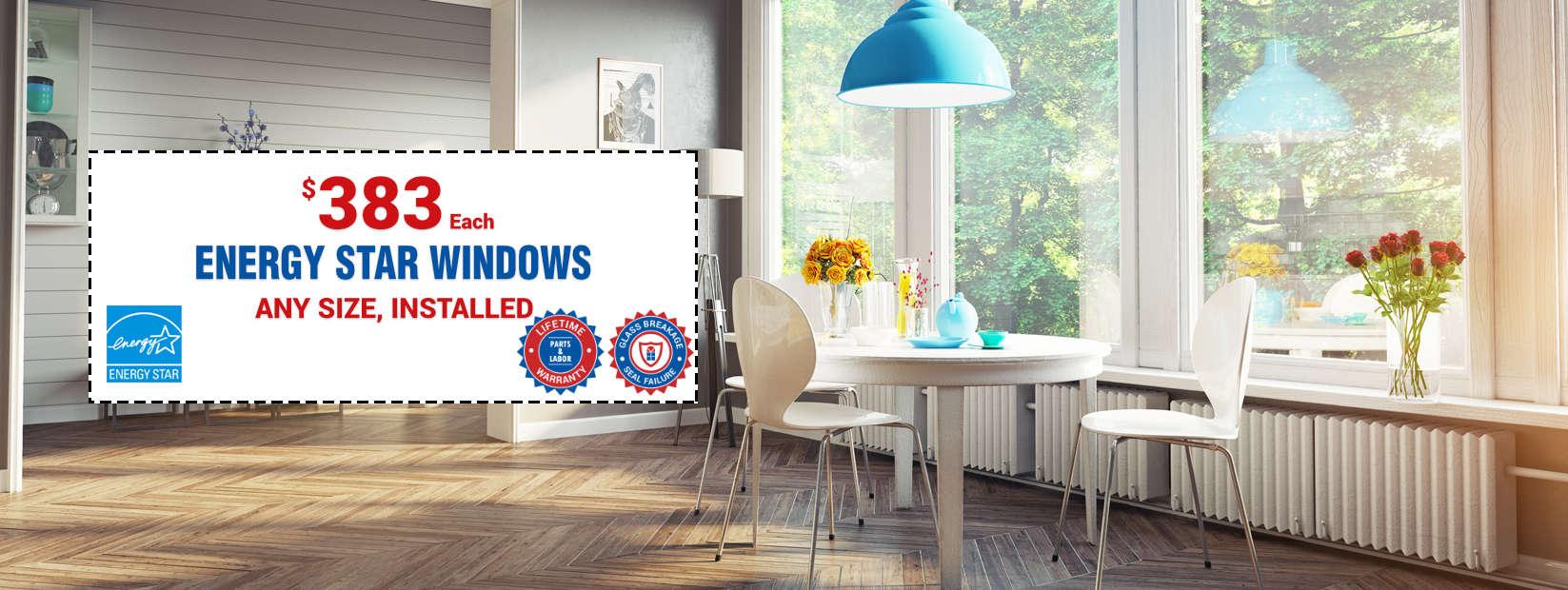 Energy Star Windows Utica, NY